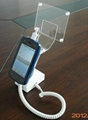 Mobile Phone Alarm Display Stand with Price Tag