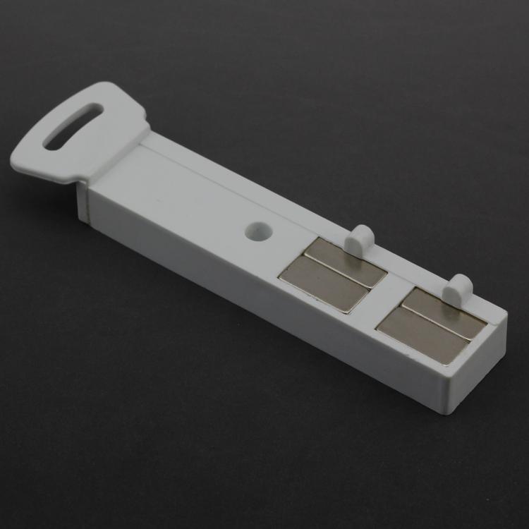 手机配件锁消磁器 强磁防盗挂钩钥匙 磁铁条形解锁器 1