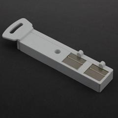 手机配件锁消磁器 强磁防盗挂钩钥匙 磁铁条形解锁器