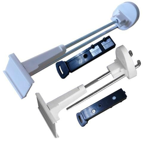 手机配件锁消磁器 强磁防盗挂钩钥匙 磁铁条形解锁器 2