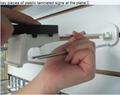 手机配件锁消磁器 强磁防盗挂钩钥匙 磁铁条形解锁器 4