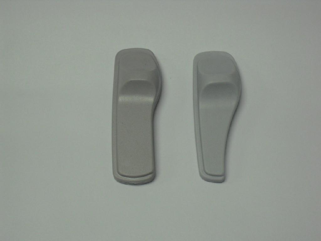 专用双频标签塑料服装防盗扣 超市防盗扣 1