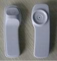 专用双频标签塑料服装防盗扣 超市防盗扣 2