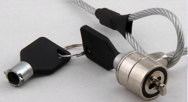 筆記本安全鎖