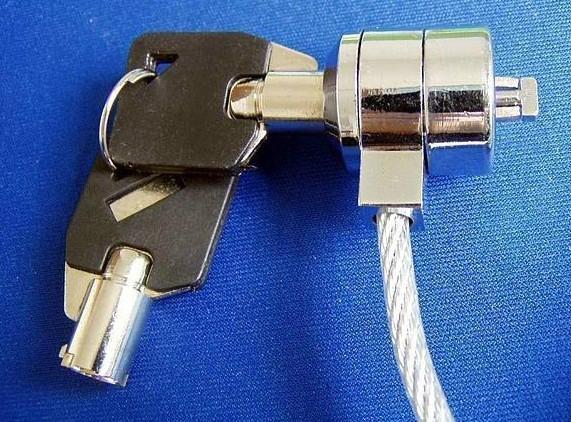 笔记本电脑防盗锁