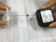 手機防盜拉線盒 鋼絲伸縮盒