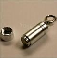 Magnetic Key for In-Line Display Hook