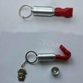 防盜挂鉤鎖   防盜標籤解鎖器 超市挂鉤貨架鑰匙鎖 解磁器 5