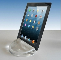 "6""  Acrylic Pedestal Base for Tablet PC display"