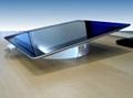 亚克力iPad平板电脑展示架 平板防盗器展架 平板支架实心座 2