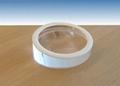 圆形手机展示架 平板电脑透明水