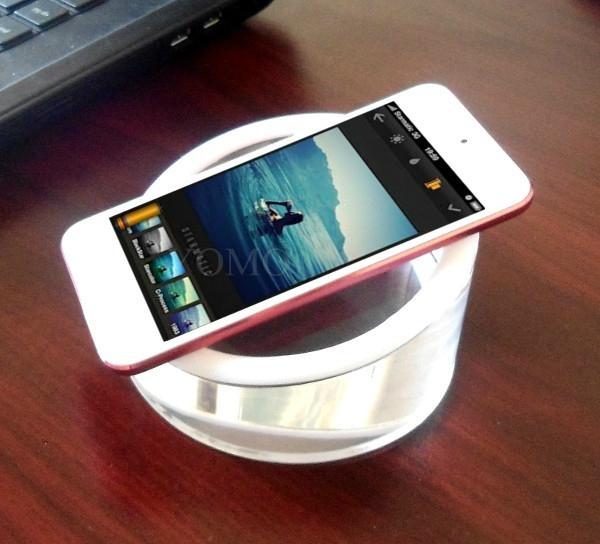亚克力手机展示架  亚克力展示实心座  3