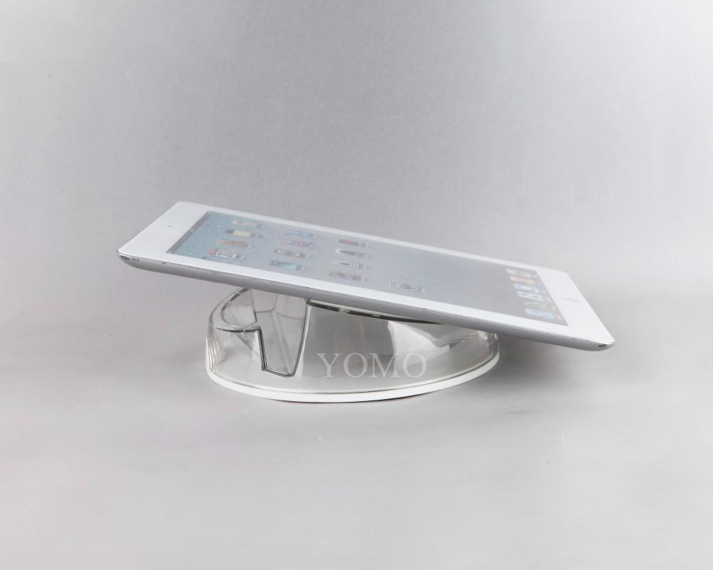 亞克力平板桌面支架辦公桌懶人架子12寸10寸防盜展示架 4