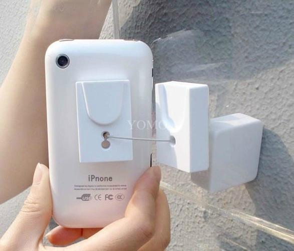 手機防盜展示拉線器 商品自動伸縮防盜拉線盒 1