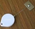 防盜伸縮固定拉線盒 自動伸縮防盜鋼絲繩線盒 3