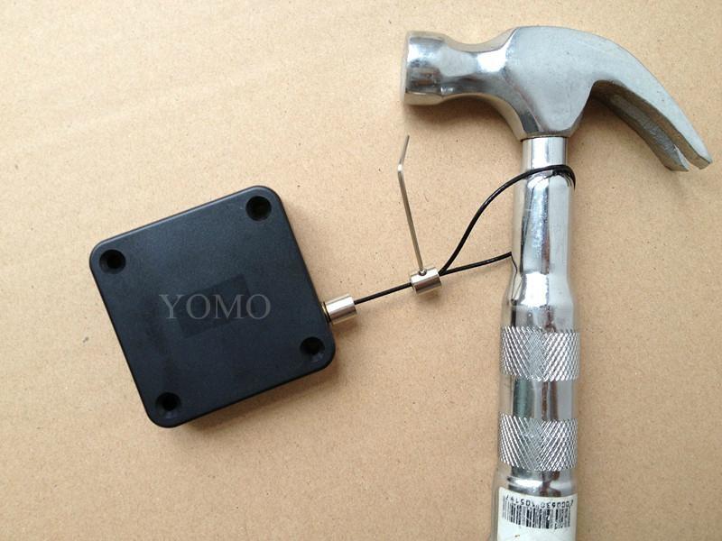 鋼絲防盜拉線盒 大回收力卷線器  5