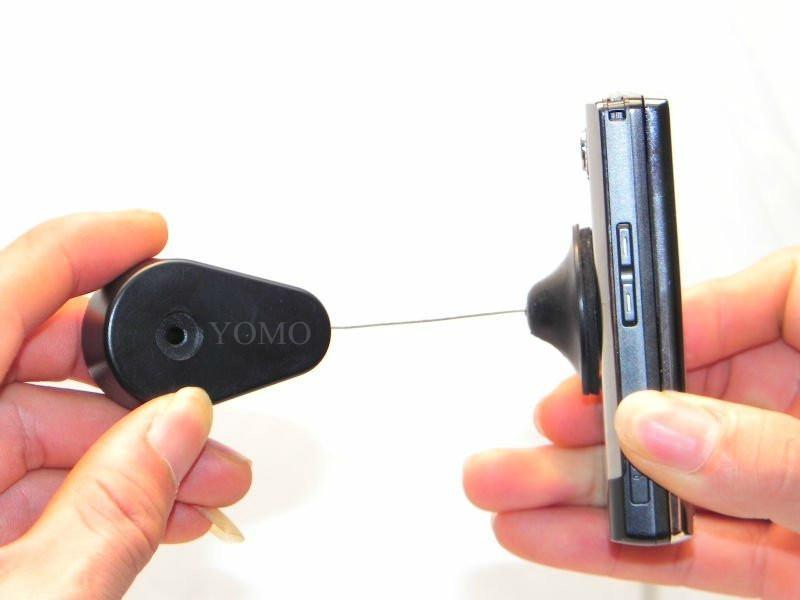 手機防盜拉線盒  商品防盜挂繩 伸縮拉線盒 2
