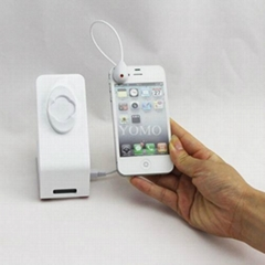 手机防盗器 三星、苹果手机防盗展示架 手机报警器