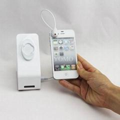 手機防盜器 三星、蘋果手機防盜展示架 手機報警器
