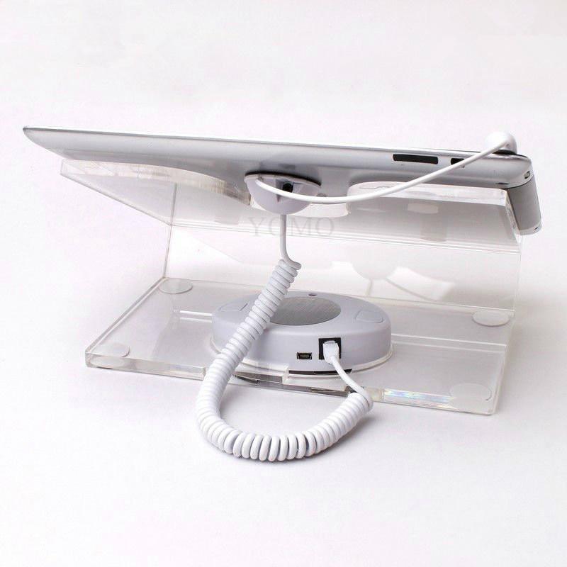 iPad air防盜器展示架蘋果平板電腦充電報警器 mini防盜報警器 4