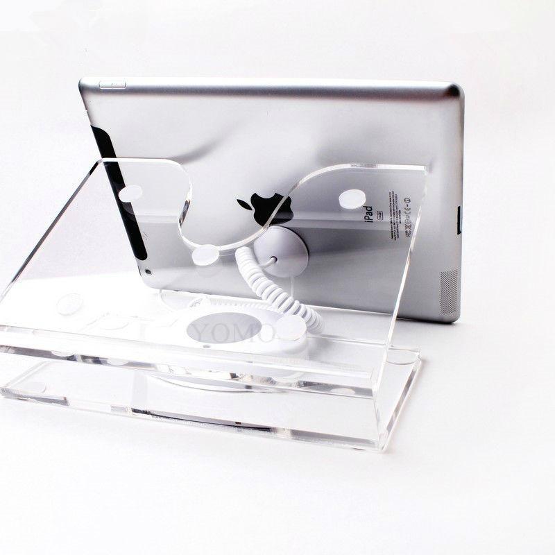 iPad air防盜器展示架蘋果平板電腦充電報警器 mini防盜報警器 5