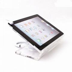 iPad air防盜器展示架蘋果平板電腦充電報警器 mini防盜報警器