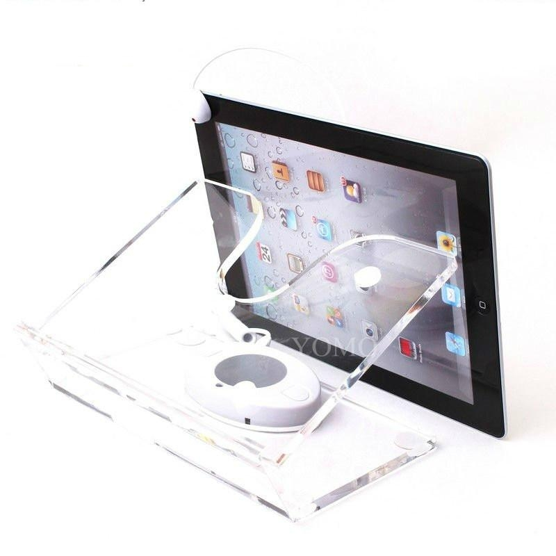 iPad air防盜器展示架蘋果平板電腦充電報警器 mini防盜報警器 2