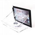 iPad air防盗器展示架苹果平板电脑充电报警器 mini防盗报警器 2