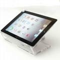 iPad air防盗器展示架苹果平板电脑充电报警器 mini防盗报警器 3