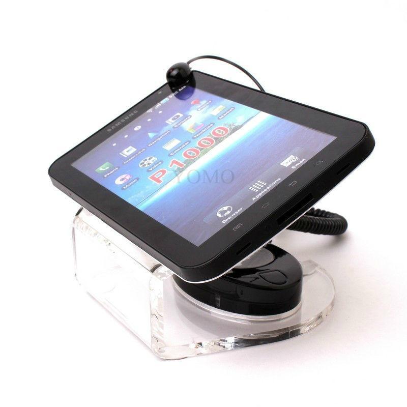 ipad平板防盜器 亞克力平板電腦防盜展示器 三星平板防盜器 1