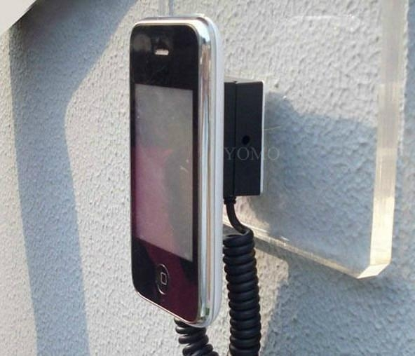 Anti-Theft Display Holder for Mobile Phone Display 2