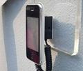 小商品防盜鏈 牆挂式拉線盒 機模/移動電源商品展示 2
