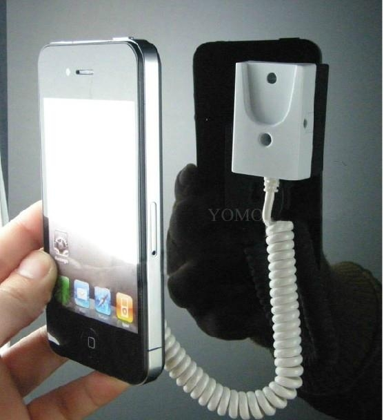 Anti-Theft Display Holder for Mobile Phone Display 3