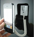 Anti-Theft Display Holder for Mobile Phone Display