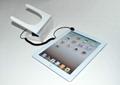 Ipad Alarm Display Holder,Ipad Acrylic Security Display Holder