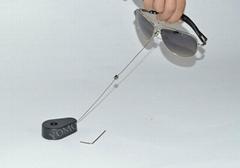 展示防盜鋼絲繩拉線盒 伸縮盒 展示防盜易拉扣