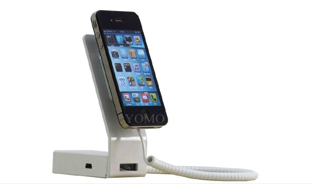 手機防盜器 體驗專櫃手機報警器 三星手機防盜器 1