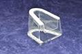 马蹄型手机展示架 防滑手机座 透明亚克力展架平板支架底座 2