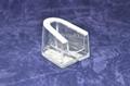 马蹄型手机展示架 防滑手机座 透明亚克力展架平板支架底座 3