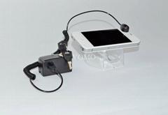Mobile Phone Acrylic Alarm Display Holder