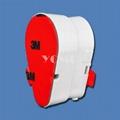 手機防盜拉線盒 自動伸縮鋼絲繩 接線盒拉線器 手機防盜鏈展示拉線繩 3