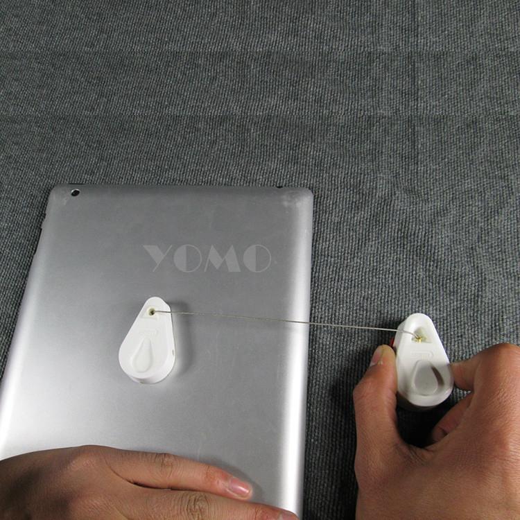 手機防盜拉線盒 自動伸縮鋼絲繩 接線盒拉線器 手機防盜鏈展示拉線繩 8