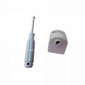 Detacher for eas sunglass tag ,optical tag opener ,remover