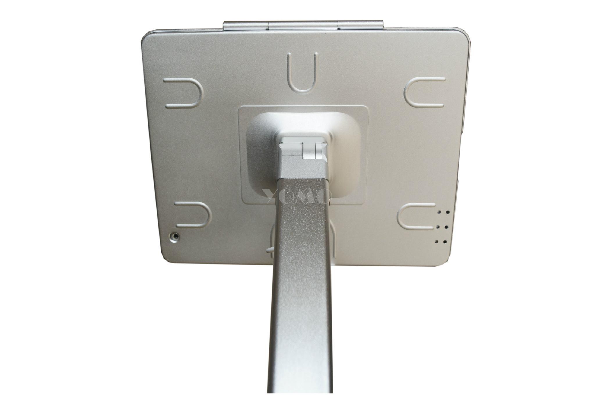 ipad平板落地支架 懶人平板電腦支架 鋁合金防盜支架 5