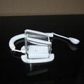 手機展示架 馬蹄展示桌面支架 防盜支架 透明報警防盜架 5