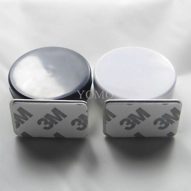 圆形防盗拉线盒 小件商品展示防盗线盒 迷你型自动伸缩拉线盒 4