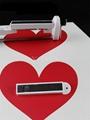 手机挂钩配件防盗锁 超市展示墙配件柜强磁锁扣 防盗挂钩 9