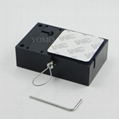 大拉力安全拉线盒 高承重伸缩固定拉钩 高承重安全固定防丢器 1