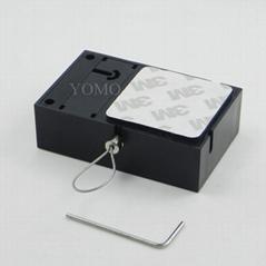 大拉力安全拉线盒 高承重伸缩固定拉钩 高承重安全固定防丢器