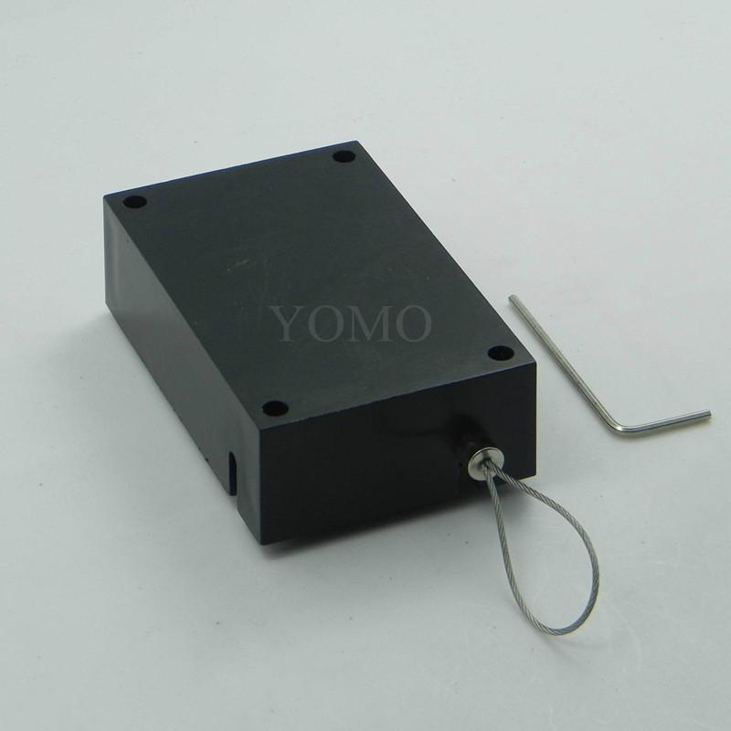 大拉力安全拉线盒 高承重伸缩固定拉钩 高承重安全固定防丢器 7